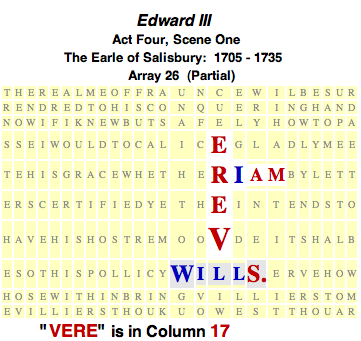 Ed.III, Act Four, i, VERE, Will S. I AM, JPEG